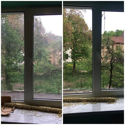 Помити вікна Верховина